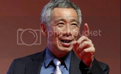 Image result for lee hsien loong