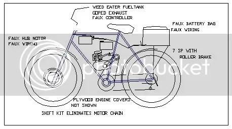 Wiring Diagram For Motorized Bicycle Free Download, Wiring