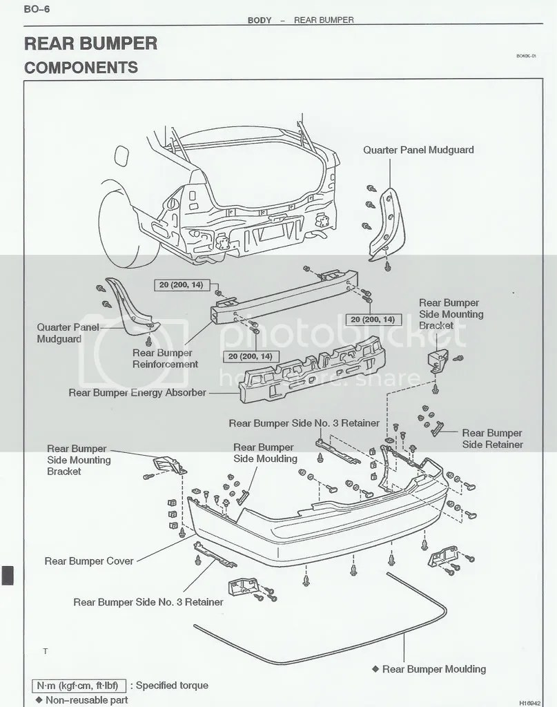 Service manual [How To Remove 2006 Lexus Ls Front Bumper