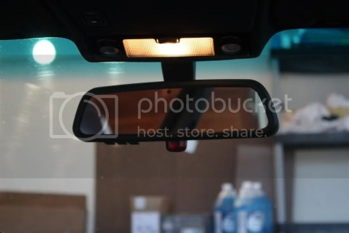 small resolution of mini cooper home link mirror wiring diagram wiring libraryfinished product diy homelink auto dimming rear view
