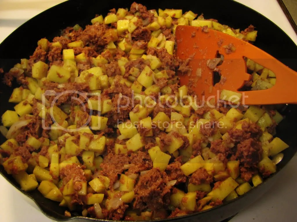 Recipe of The Day: Easy Corned Beef Hash | Banginfood