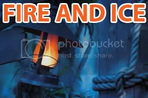 Fire and Ice is geothermal photo contest on Lenzr for air filter prize