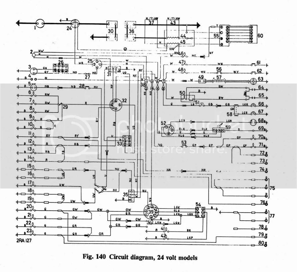 medium resolution of intermitantly though rover wiring diagram 301 moved permanently