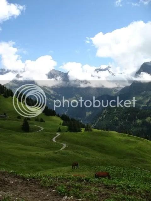 Šveices ainava