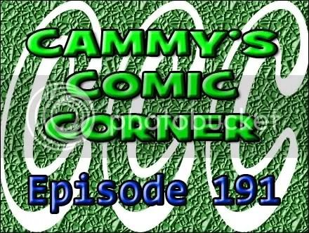 Cammy's Comic Corner – Episode 191 (11/20/11)