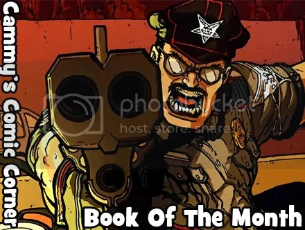 Cammy's Comic Corner – Book Of The Month – Officer Downe