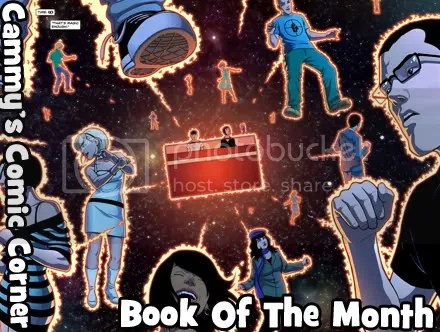 Cammy's Comic Corner – Book Of The Month – Phonogram: The Singles Club