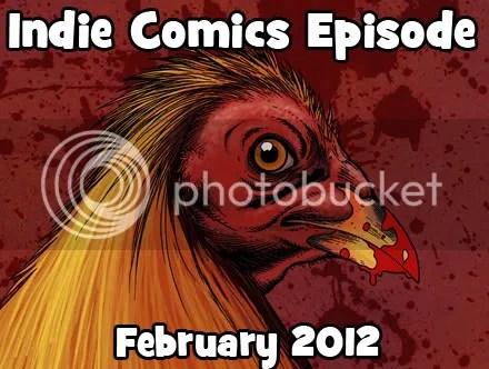 Cammy's Comic Corner – Indie Comics Episode – February 2012