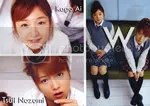 descarga,w,double you,kago,ai,tsuji,nozomi,download