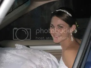 The Beautiful Bride!
