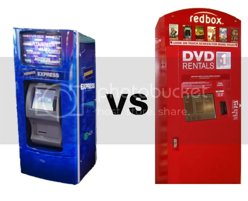 Blockbuster Express or Redbox