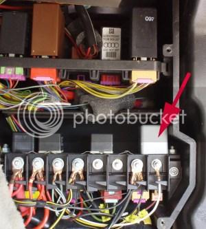 Fuel Pump Relay  AudiWorld Forums