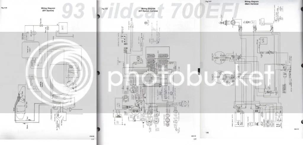 Arctic Cat 600 Efi Wiring Diagram : 33 Wiring Diagram