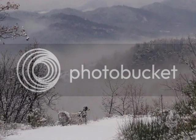 Winter in Piemonte