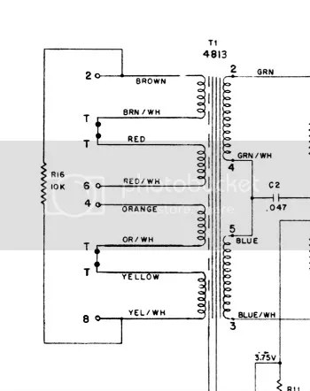 Altec 9470A / 9475A rack-up