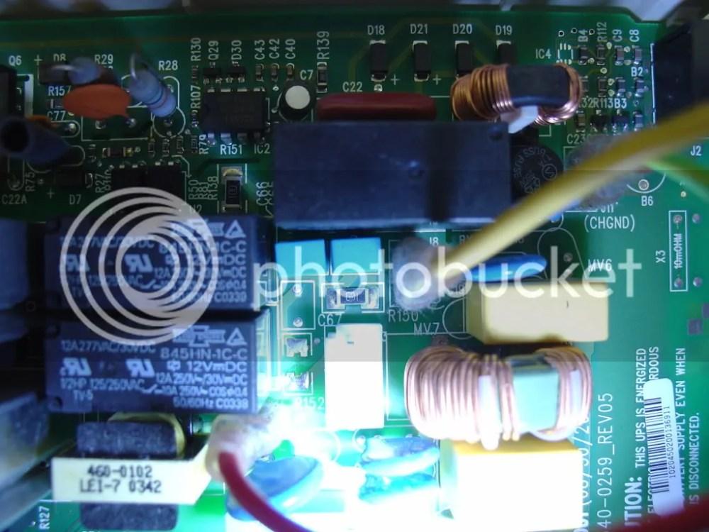 medium resolution of broken resistor