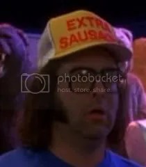 Extra Sausage