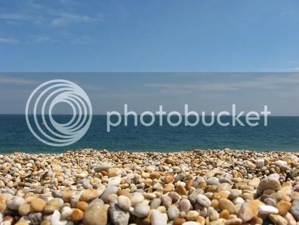 beach eye view