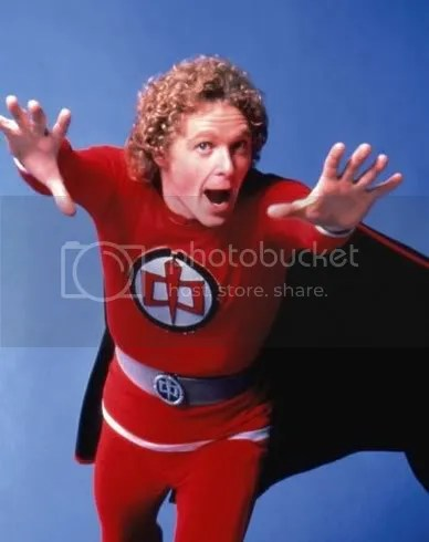 Super Hero Power