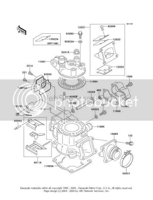 Kawasaki Kx 125 2001 Cdi Wiring Diagrams 2001 Kawasaki ZRX