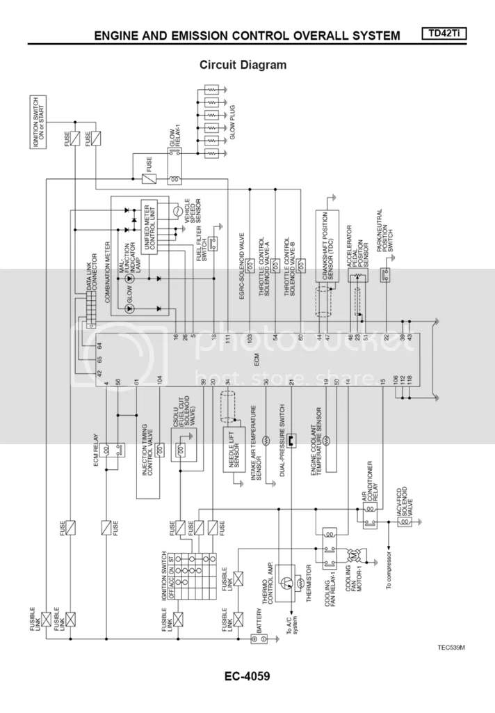Wiring Diagram Zd30 - Auto Electrical Wiring Diagram
