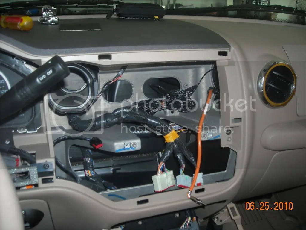 hight resolution of how to kenwood dnx install ford expedition forum ford focus radio wiring diagram