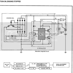 Triumph Tr3 Wiring Diagram How To Draw A System Architecture Denso Alternator In Tr2 And Forum
