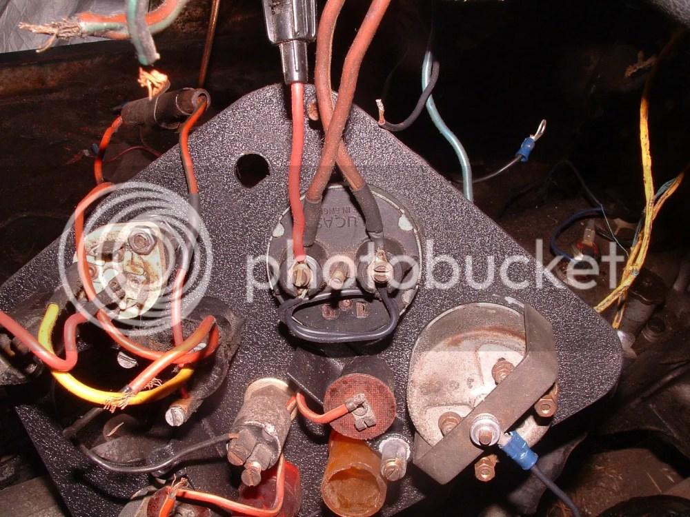 medium resolution of re tr6 wiring amp gauge question