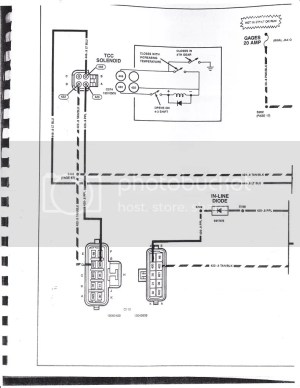 700R4 TCC Wiring Diagram | The HAMB