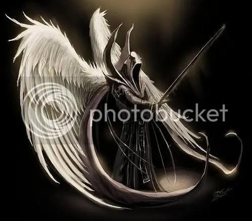 Angel of Death - Grim Reaper.