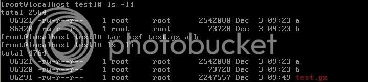 image014 Cơ bản về lệnh Tar trên Linux