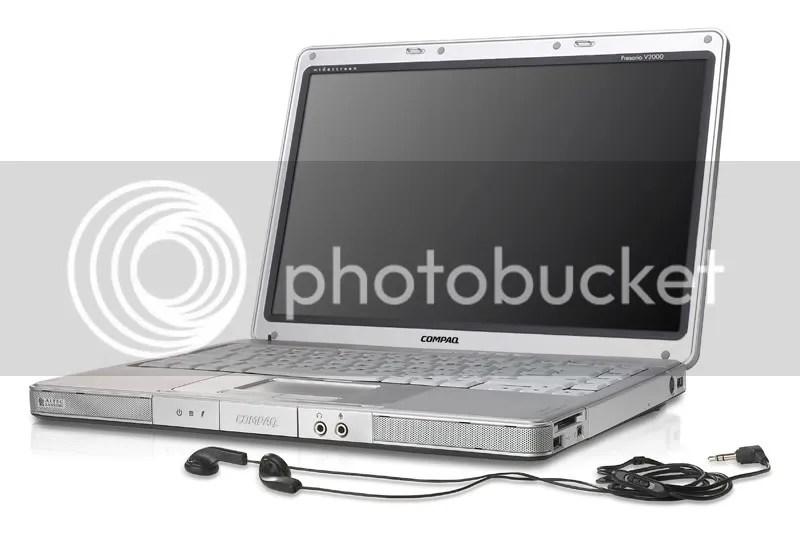 Laptop Presario V2000
