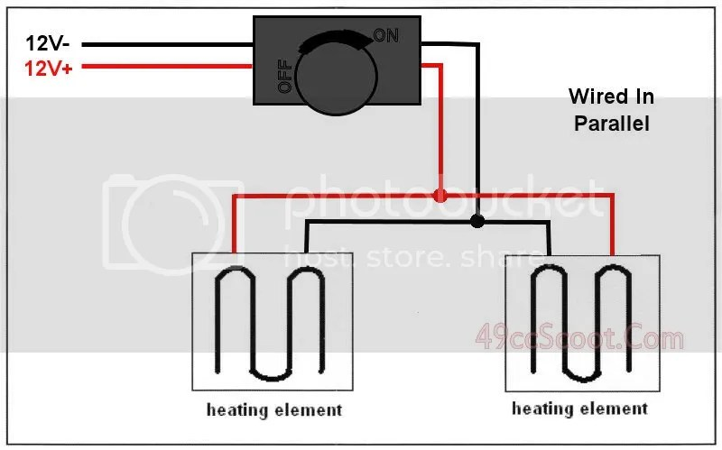 parallel vs series wiring diagrams 240v  series and parallel     on 240v  plug