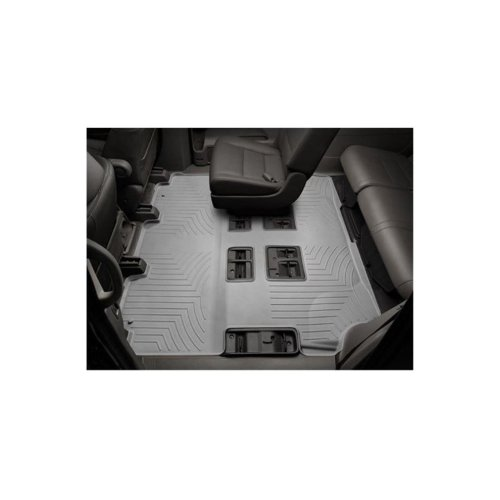 small resolution of weathertech 4612955 2nd 3rd row rear auto floor mat for 2018 2019 ford expedition max gray on onbuy