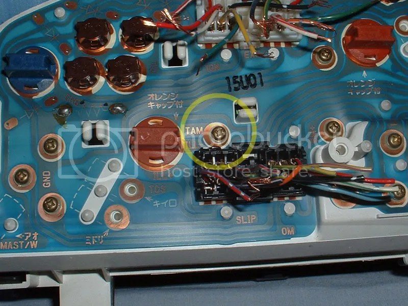 skyline r33 gtst wiring diagram legrand 3 way dimmer switch behind instrument cluster forced induction tachoscrew jpg