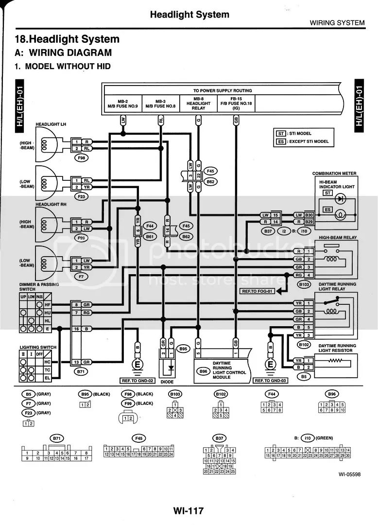 wrx hella t one wiring diagram
