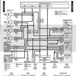 2005 Subaru Legacy Stereo Wiring Diagram Volvo Diagrams V70 Diy Electrical Install Of For Aux. Lights On My05 - Impreza Gc8 & Rs Forum ...