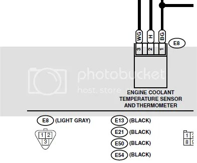 1 Wire or 2 wire to Three wire coolant temp sensor