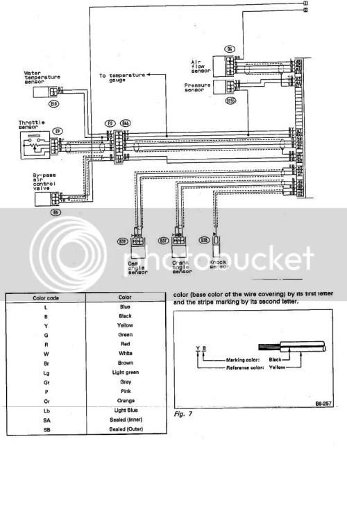 small resolution of map sensor wiring for 3bar simtek scoobynet com subaru gsr map sensor wiring diagram map sensor