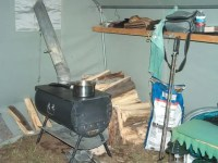 Wall Tent Accessories and Tricks - 24hourcampfire