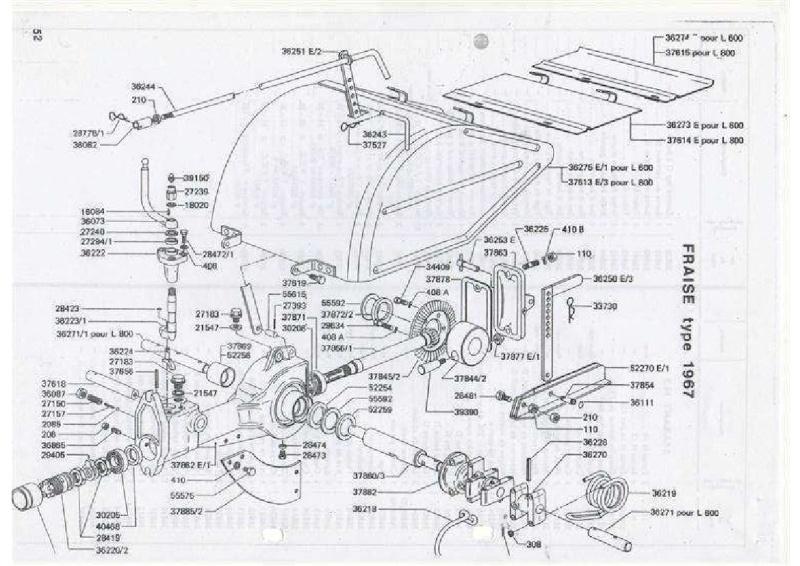 embrayage motoculteur motostandard