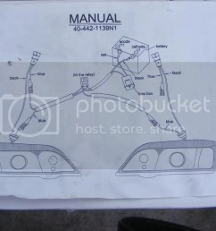 wiring of angel eyes headlights mk3 cavalier owners club rh vauxhallcavalier com basic headlight wiring diagram vectra b headlight  [ 1024 x 779 Pixel ]