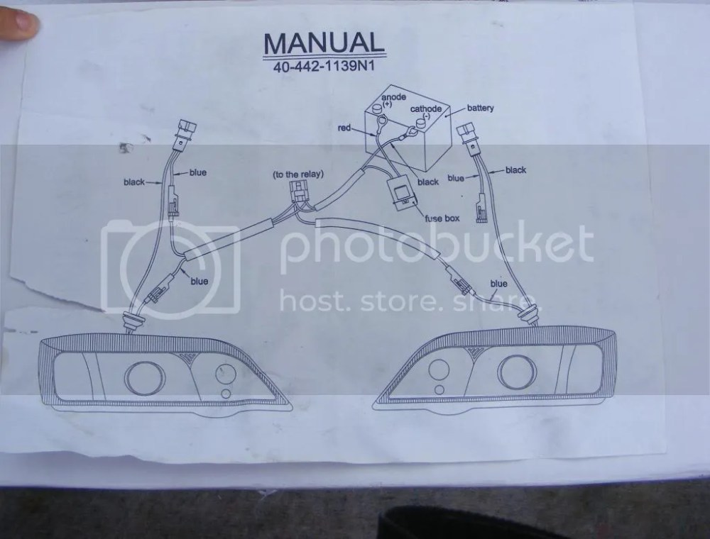 medium resolution of wiring of angel eyes headlights mk3 cavalier owners club rh vauxhallcavalier com basic headlight wiring diagram