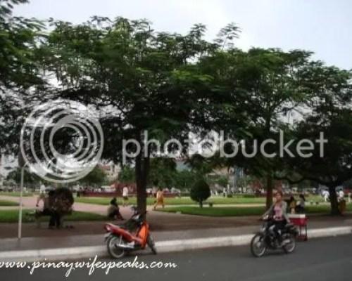 Phnom Penh Parks