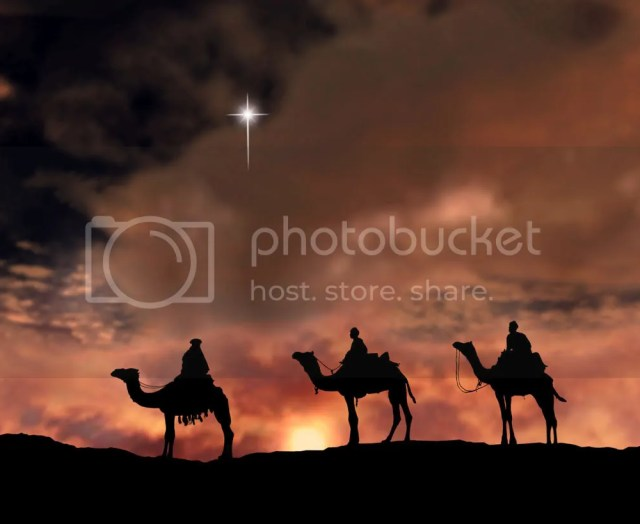 The Magin and the Star of Bethlehem