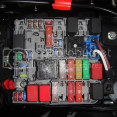 Fiat Doblo Wiring Diagram 12v Yamaha Raptor 700r Engine Partment Fuse Box Peugeot 206