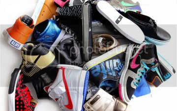Manic Monday – The Shoe Rack
