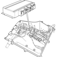 Early Bronco Wiring Diagram Softball Positions Range Rover L322 Td6 2003 Transmission Control Module Re