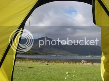 Veiw from my Tent