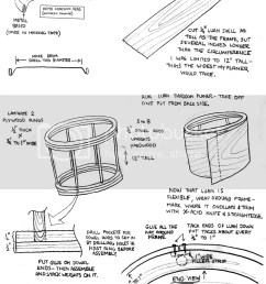 drums with cylindrical shells can be open at one end as is the case with timbales or can have two drum heads single headed drums typically consist of a  [ 1259 x 1645 Pixel ]